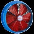 Осевые вентиляторы серии Bahcivan BSM