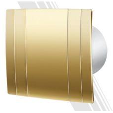 Вытяжной вентилятор Blauberg Quatro Hi-Tech Gold 125
