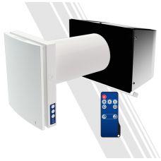 Комнатный проветриватель рекуператор Blauberg Vento Expert A100-1 S W V.2