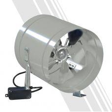 Канальный осевой вентилятор Домовент ВКОМц 150