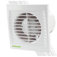Вытяжной вентилятор с таймером Домовент 125 СТ