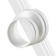 Редуктор ассиметричный для круглых вентиляционных каналов 2118