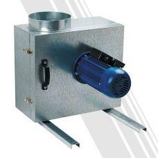 Шумоизолированный кухонный вентилятор Вентс КСК 400 4Д