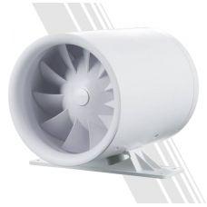 Бесшумный канальный вентилятор Вентс 125 Квайтлайн К