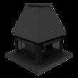 Высокотемпературные крышные вентиляторы серии Вентс ВКТ